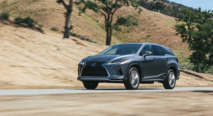 Lexus RX 2019: Frischzellenkur für das Luxus-Hybrid-SUV