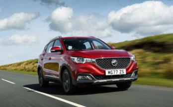 MG ZS EV: Britische Marke wagt Comeback mit Elektro-SUV