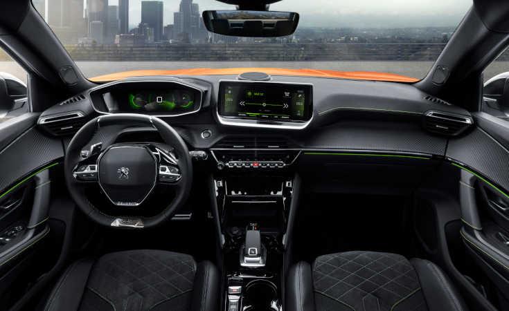 Peugeot 2008 II (2019) Interieur