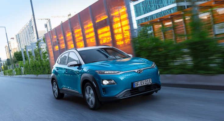 Hyundai Kona Elektro 2020: etwas günstiger & mit 11-kW-Lader