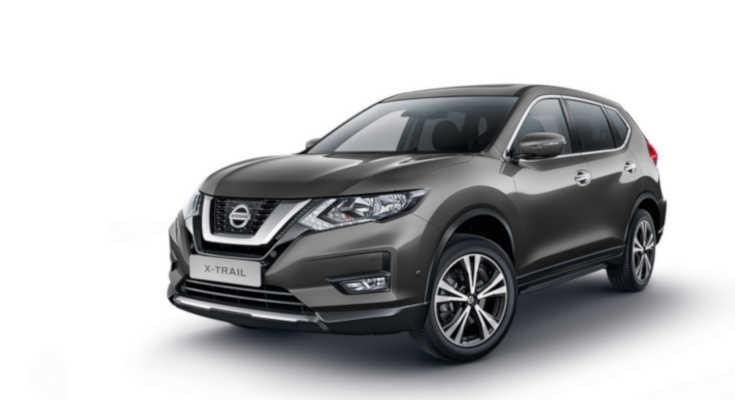 Nissan X-Trail N-Way: Sondermodell mit Panoramaglasdach & Navi