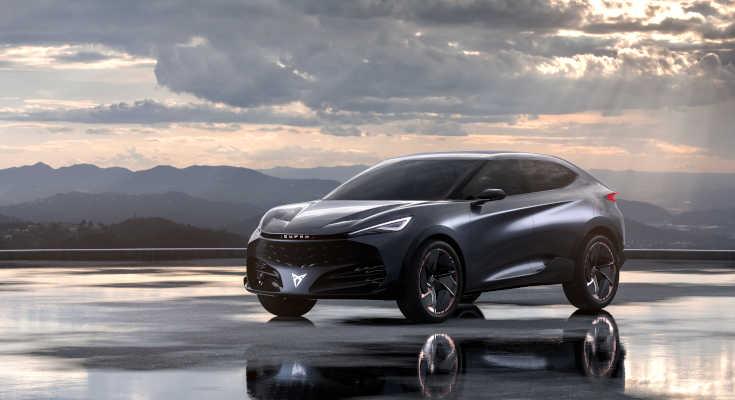 Cupra Tavascan Concept: Vollelektrische SUV-Studie für IAA 2019