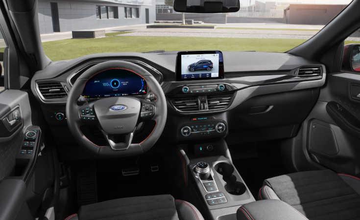 Ford Kuga 2019 Cockpit