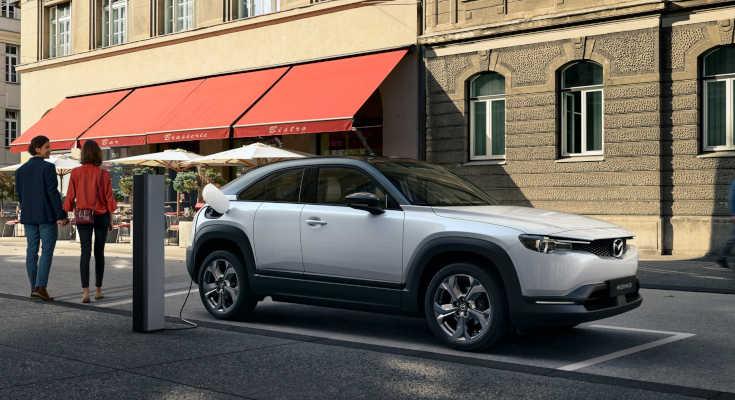 Mazda MX-30: Japaner zeigen Elektro-SUV auf Tokyo Motor Show
