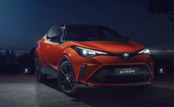 Toyota C-HR 2020: Zweite Hybridversion & neues Multimediasystem