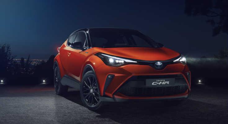 Toyota C-HR 2020: Zweite Hybridversion & neues Multimediasystem