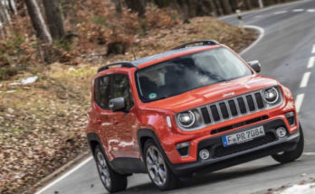 Jeep Renegade 2020: Neues Modelljahr bietet mehr Konnektivität