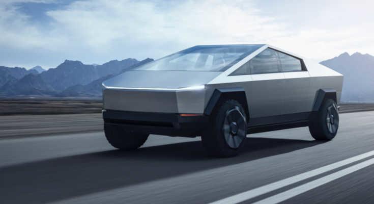 Tesla Cybertruck 2021
