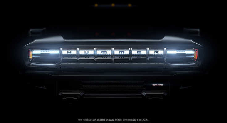Comeback fix: GMC Hummer EV feiert im Mai 2020 Weltpremiere