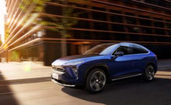 NIO EC6: Chinesen stellen mit SUV-Coupé drittes Elektroauto vor