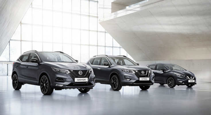 Nissan N-TEC Edition: Qashqai, X-Trail & Micra als Sondermodell