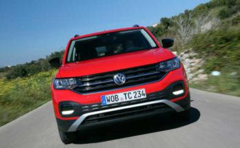 VW Nivus: Volkswagen do Brasil pimpt T-Cross zum SUV-Coupé
