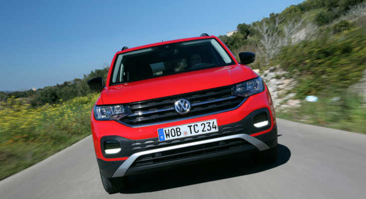 VW Nivus: Volkswagen do Brasil pimpt T-Cross zum SUV-Coupé
