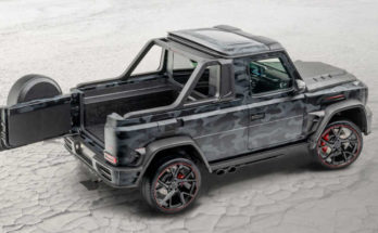 Mansory Star Trooper Pickup by Phillip Plein