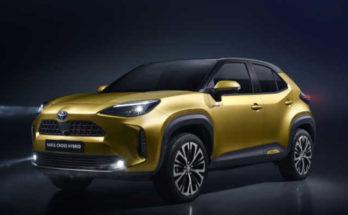 Toyota Yaris Cross: Mini-SUV steht 2021 beim Händler
