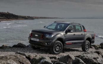 Ford Ranger Thunder: Pick-up als limitiertes Sondermodell
