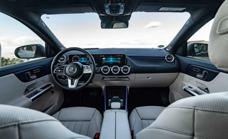 Mercedes GLA II (2020)