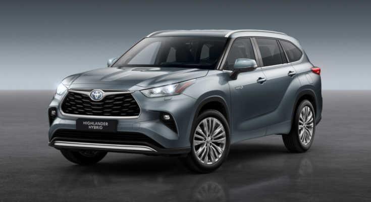 Toyota Híghlander 2021