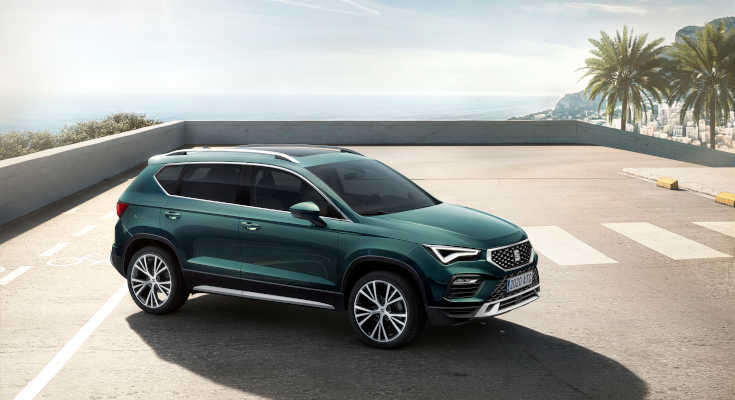 Seat Ateca 2020 Facelift: SUV bekommt Sprachsteuerung