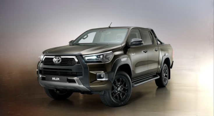 Toyota Hilux 2020: neue Topausstattung, neuer Motor