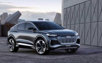 Audi Q4 Sportback e-tron Concept: Serie für 2021 fix