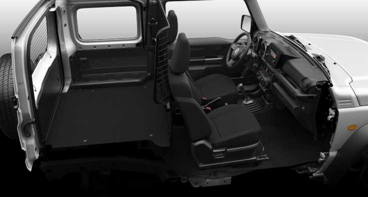 Suzuki Jimny Nutzfahrzeug