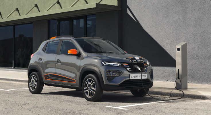 Dacia Spring Electric: Billigstromer steht 2021 im Handel