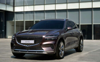 Genesis GV70 2021: Mittelklasse-SUV feiert Premiere