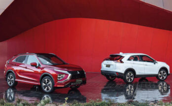 Mitsubishi Eclipse Cross Plug-in-Hybrid 2021