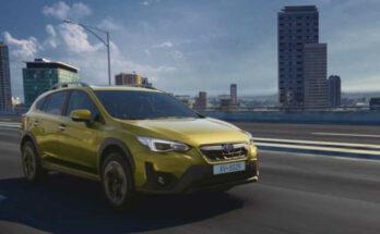 Subaru XV 2021: neues Modelljahr mit mehr Fahrspaß