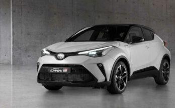 Toyota C-HR GR Sport: Neues Topmodell für Crossover
