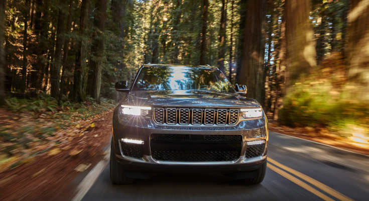 Jeep Grand Cherokee 2021: Luxus-Jeep kommt Ende 2021
