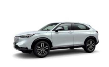 Honda HR-V III (2021): e:HEV Hybridantrieb ist fortan Serie