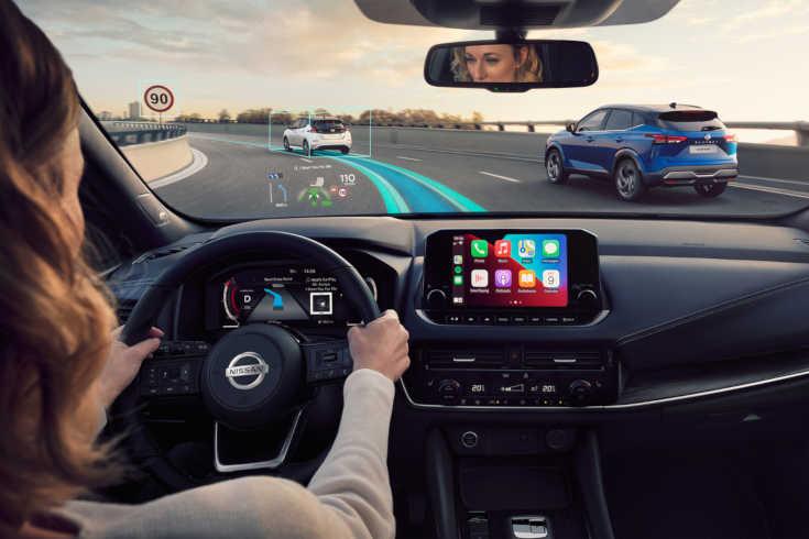 Nissan Qashqai III (2021) Interieur & Cockpit