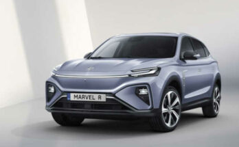 MG Marvel Electric: Euro-Offenisve mit Elektro-SUV