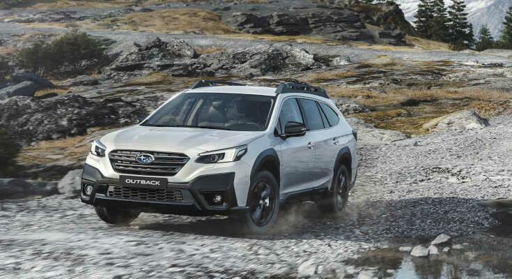 Subaru Outback VI (2021)