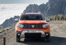 Dacia Duster 2022 Facelift