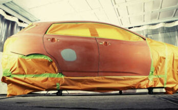 Auto selbst lackieren? In 9 Schritten zum Top-Ergebnis
